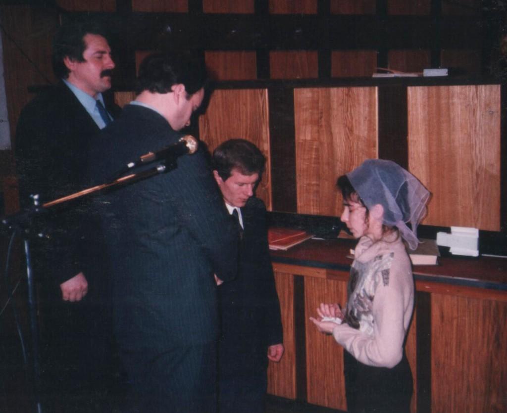 15 марта 1998 года состоялось рукоположение Зайцева В.И. на диаконское служение