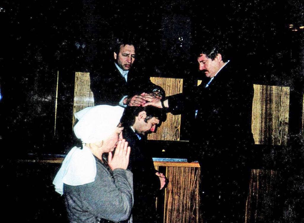 29 ноября 1998 г. Рукоположение Галайко К. П. на пресвитерское служение