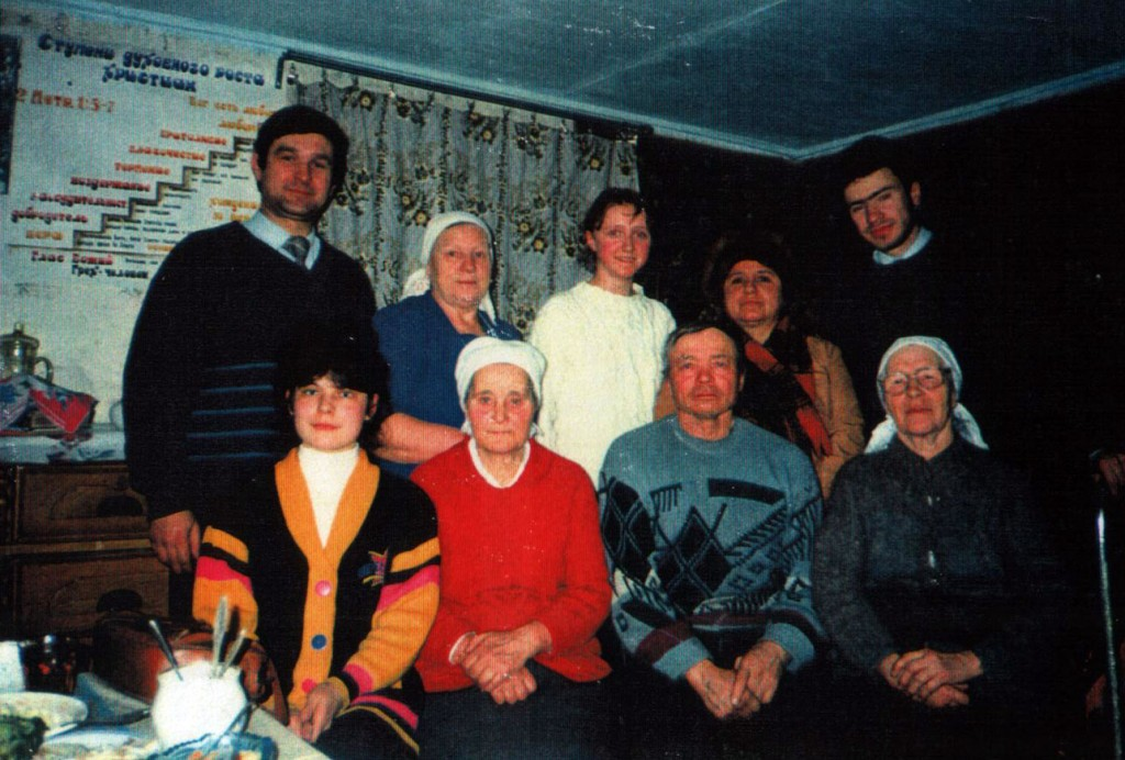 Церковь ЕХБ п. Балаганск