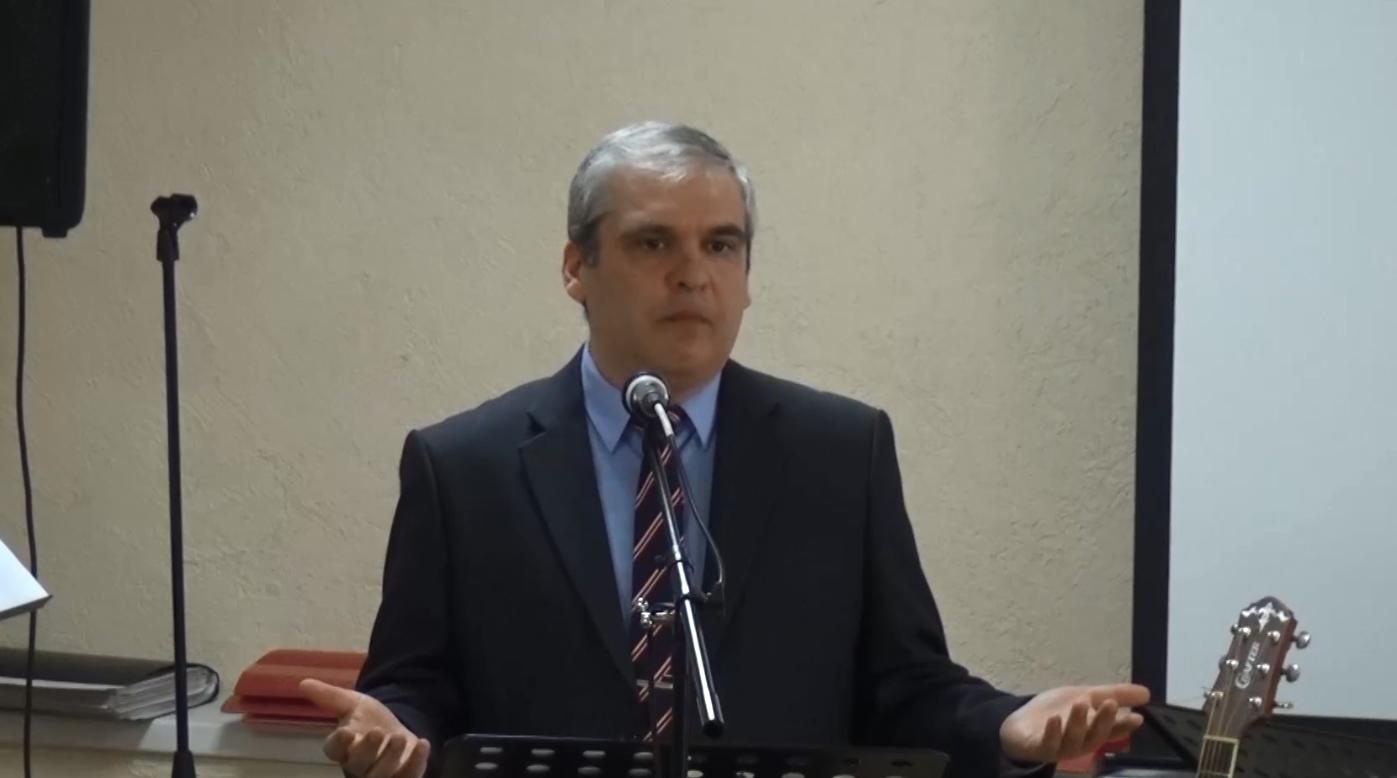 Армен Петросов — проповедь на вербное воскресение