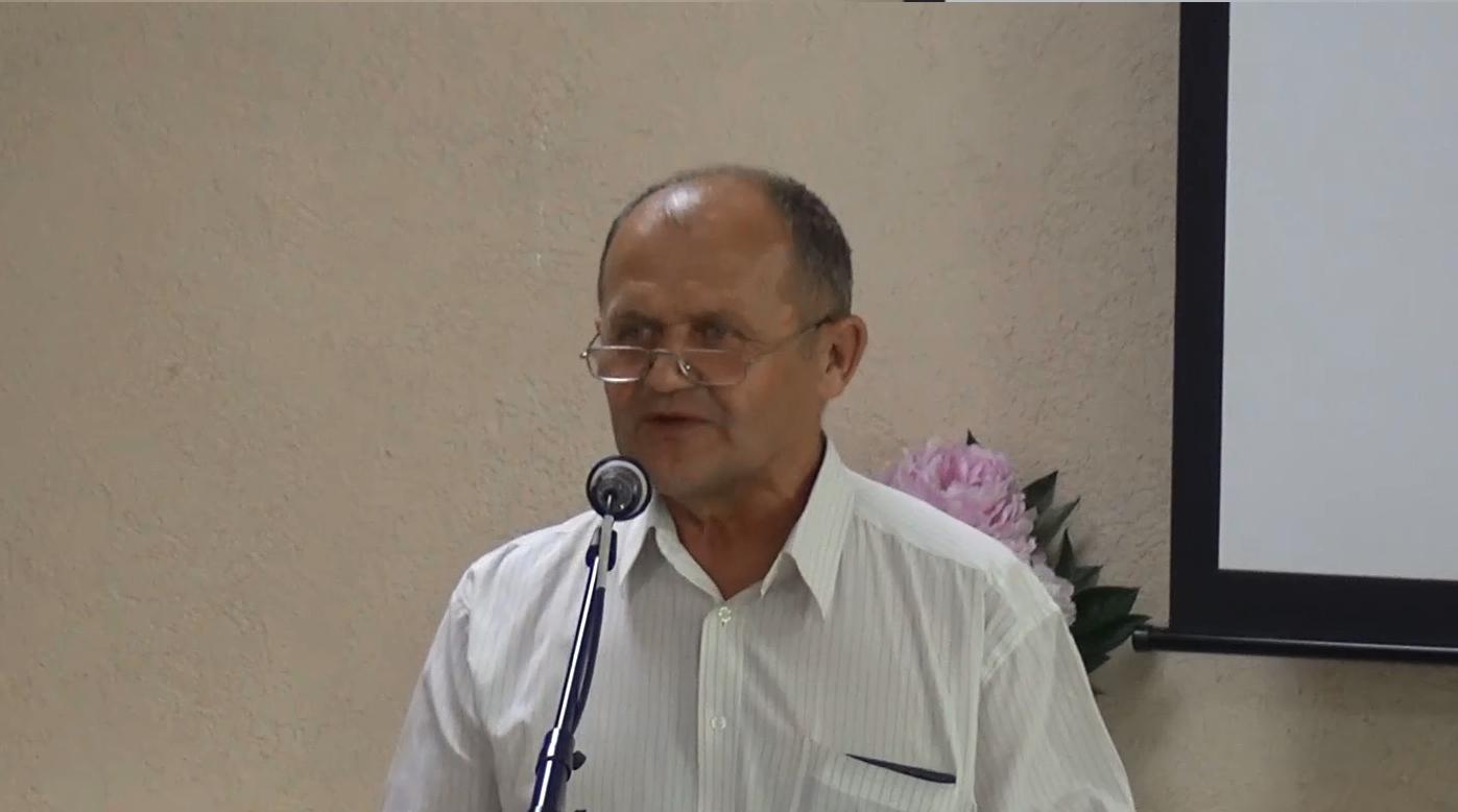 Олег Скорняков — проповедь о праведности