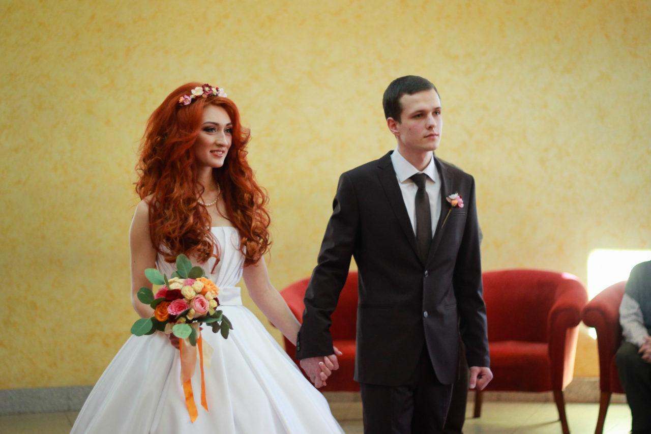Свадьба Алексея и Инги Зайцевых